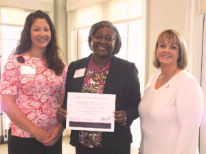 """Mammograms in Motion"" project receiving grant"